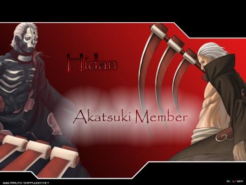 Masashi Kishimoto, Studio Pierrot, Naruto, Hidan Wallpaper