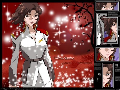 Sunrise (Studio), Mobile Suit Gundam SEED, Murrue Ramius Wallpaper