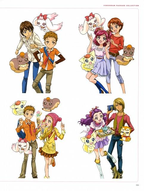 Toei Animation, Yes! Precure 5, Kawamura Toshie Toei Precure Works, Natts, Rin Natsuki