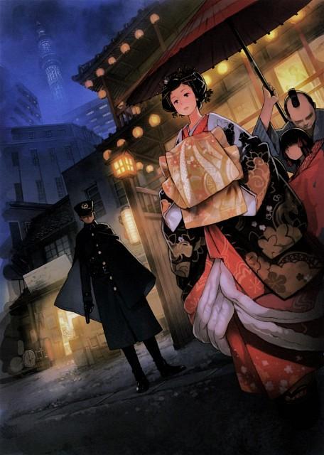 Seiji Yoshida, Yoshida Seiji Art Works