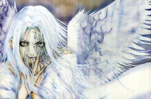 Kaori Yuki, Angel Sanctuary, Rosiel