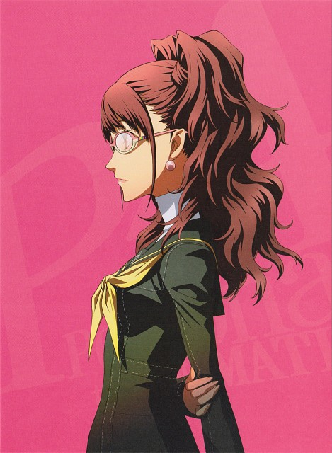 Kazuaki Morita, Anime International Company, Atlus, Shin Megami Tensei: Persona 4, Rise Kujikawa
