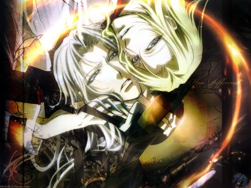 Gonzo, Trinity Blood, Abel Nightroad, Cain Nightroad Wallpaper