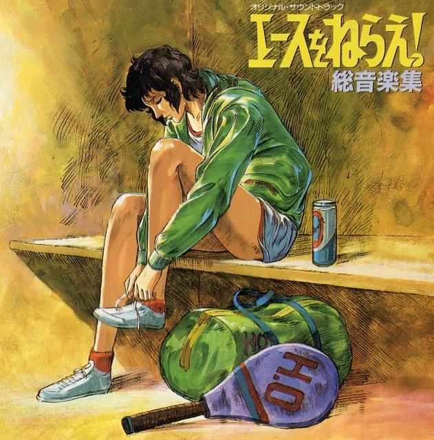 Sumika Yamamoto, TMS Entertainment, Ace wo Nerae!, Hiromi Oka, Album Cover