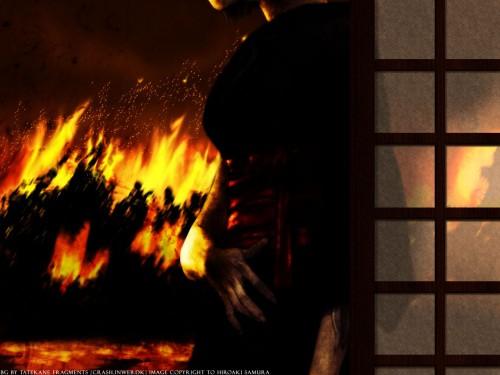 Hiroaki Samura, Bee Train, Blade of the Immortal, Hyakurin  Wallpaper