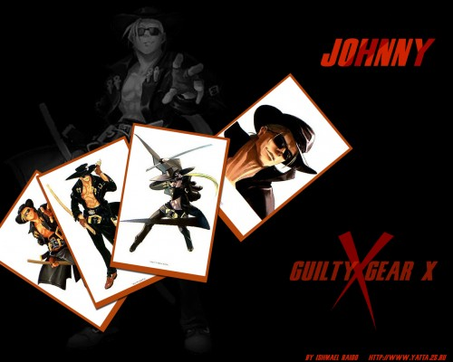 Guilty Gear, Johnny (Guilty Gear) Wallpaper