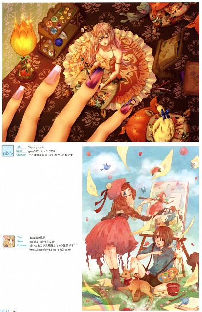 Pixiv Girls Collection 2011, Pixiv, Office and Art Supplies