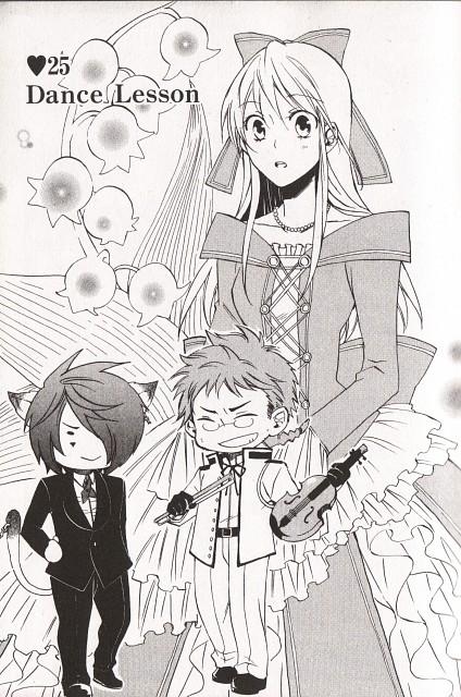 Soumei Hoshino, QuinRose, Heart no Kuni no Alice, Mary Gowland, Alice Liddel (Heart no Kuni no Alice)