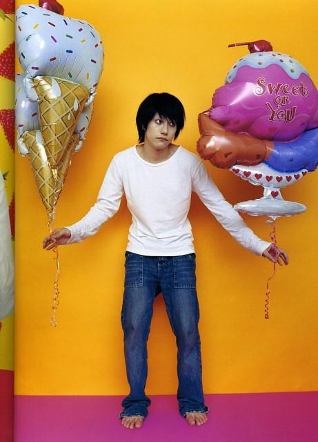 Death Note, Kenichi Matsuyama