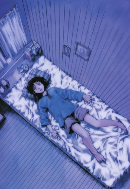 Serial Experiments Lain, Lain Iwakura