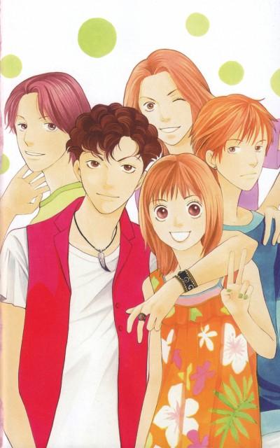 Yoko Kamio, Hana Yori Dango, Rui Hanazawa, Akira Mimasaka, Sojirou Nishikado