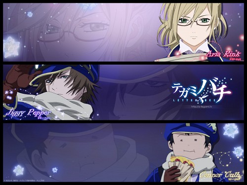 Hiroyuki Asada, Studio Pierrot, Tegami Bachi, Connor Kluff, Aria Link