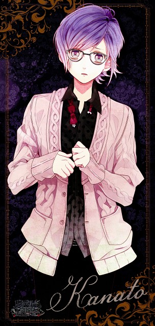 Satoi, Rejet, Idea Factory, Diabolik Lovers, Kanato Sakamaki