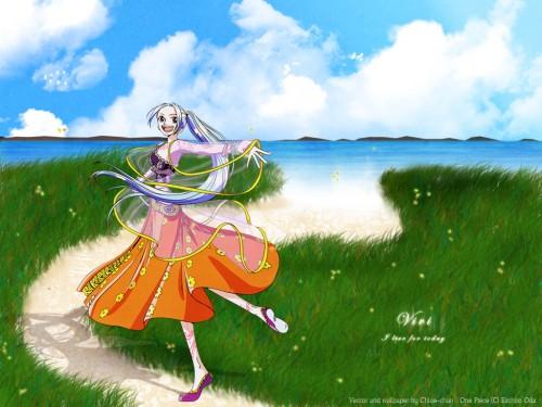 Eiichiro Oda, Toei Animation, One Piece, Nefeltari Vivi Wallpaper