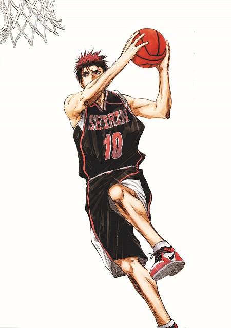 Tadatoshi Fujimaki, Production I.G, Kuroko no Basket, Taiga Kagami