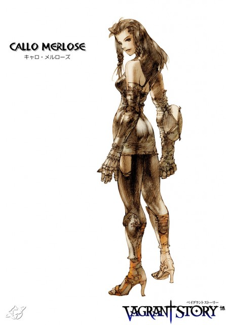Square Enix, Vagrant Story, Callo Merlose