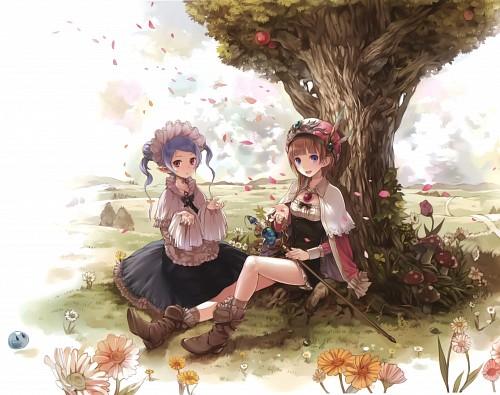 Mel Kishida, Gust, Atelier Series Official Chronicle, Atelier Rorona