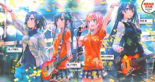 Ponkan Eight, Brains Base, My Teen Romantic Comedy SNAFU, Haruno Yukinoshita, Shizuka Hiratsuka