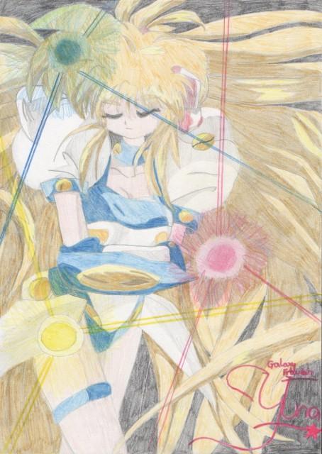 MOVIC, J.C. Staff, Galaxy Fraulein Yuna, Yuna Kagurazaka, Member Art
