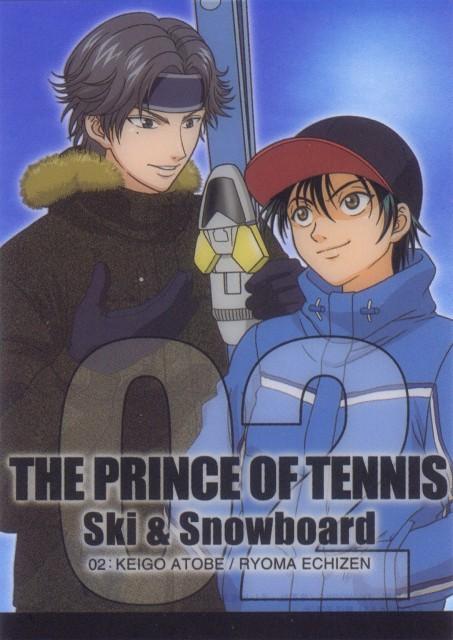 Takeshi Konomi, J.C. Staff, Prince of Tennis, Ryoma Echizen, Keigo Atobe