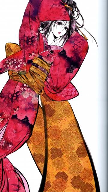 Maya Takamura, Puzzle (Artbook)