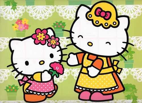 Sanrio, Hello Kitty (Series), Mary White