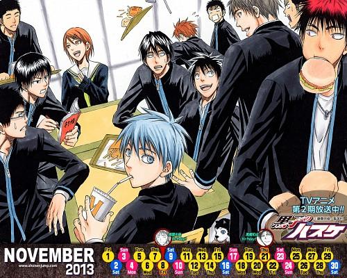 Tadatoshi Fujimaki, Production I.G, Kuroko no Basket, Junpei Hyuuga, Tetsuya #2