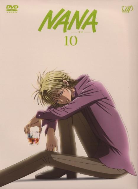 Ai Yazawa, Madhouse, NANA, Naoki Fujieda, DVD Cover