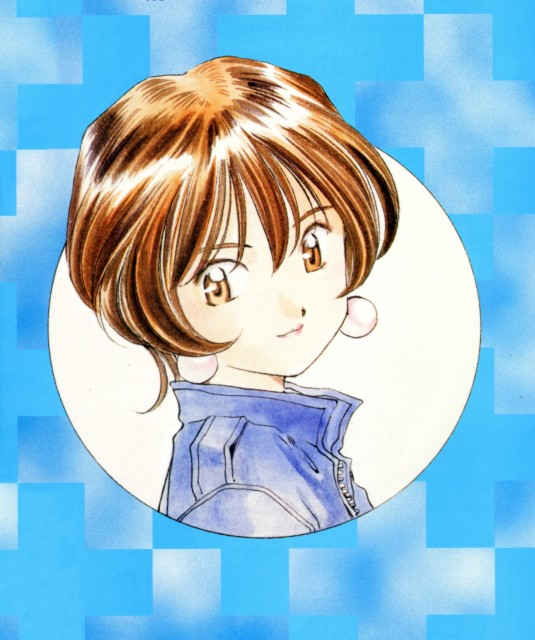 Kousuke Fujishima, Ah! Megami-sama, Chihiro Fujimi, Manga Cover