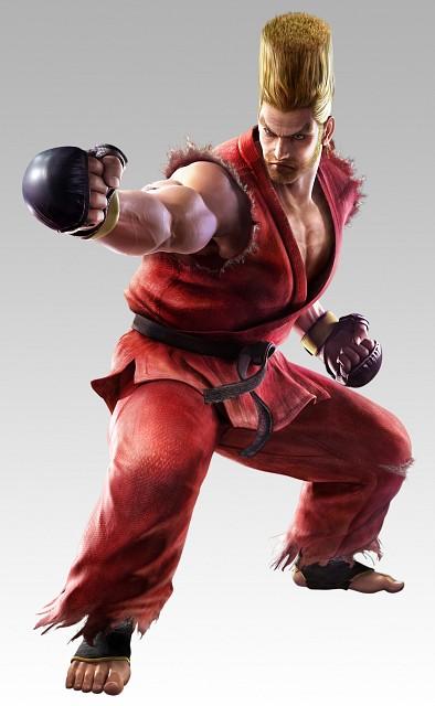 Namco, Tekken, Paul Phoenix