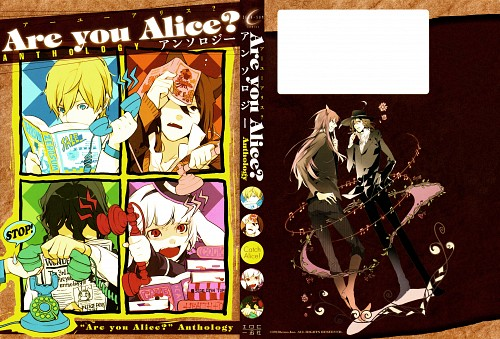 Are You Alice, White Rabbit (Are You Alice), Cheshire Cat (Are You Alice), Mad Hatter (Are You Alice), Alice (Are You Alice)