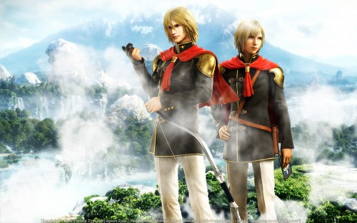 Square Enix, Final Fantasy Type-0, Trey, Ace (Final Fantasy Type-0) Wallpaper
