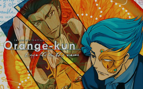 Takahiro Kimura, Sunrise (Studio), Lelouch of the Rebellion, Jeremiah Gottwald Wallpaper