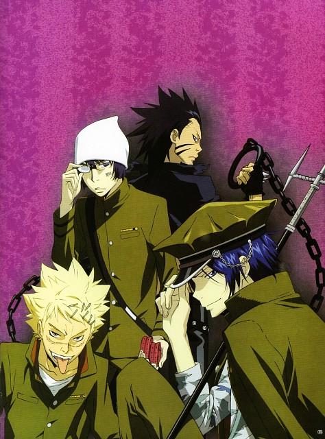 Akira Amano, Artland, Katekyo Hitman Reborn!, Lancia, Mukuro Rokudo