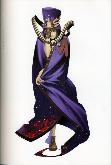 Kouji Ogata, Madhouse, Boogiepop Phantom, Boogiepop and Others: The Art of Kouji Ogata, Boogiepop