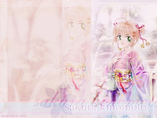 Moon Knives, CLAMP, Madhouse, Cardcaptor Sakura, Sakura Kinomoto Wallpaper