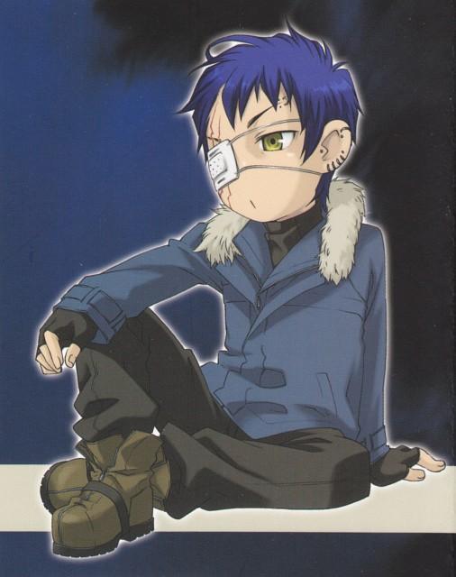 Kaili Sorano, A.C.G.T., Monochrome Factor, Nanaya, Manga Cover