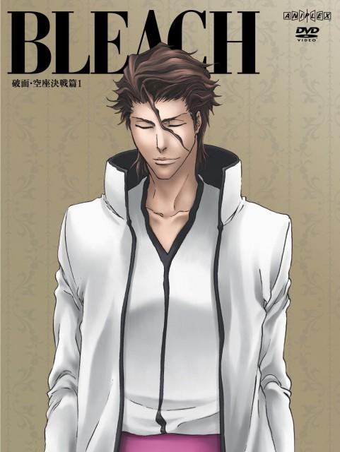 Studio Pierrot, Bleach, Sousuke Aizen, DVD Cover