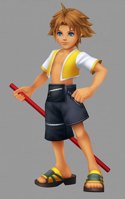 Square Enix, Kingdom Hearts, Tidus