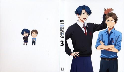 Izumi Tsubaki, Junichiro Taniguchi, Dogakobo, Gekkan Shoujo Nozaki-kun, Yuu Kashima