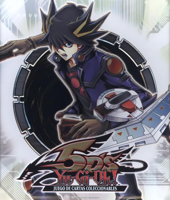 Kazuki Takahashi, Studio Gallop, Yu-Gi-Oh 5D's, Yusei Fudo
