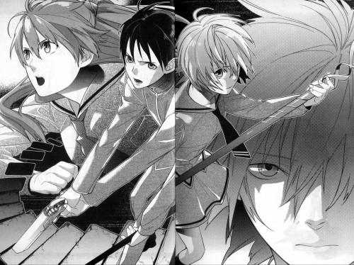 Min Min, Neon Genesis Evangelion, Shinji Ikari, Kaworu Nagisa, Rei Ayanami