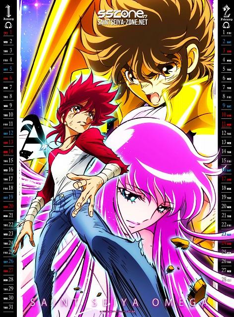 Masami Kurumada, Toei Animation, Saint Seiya Omega, Saori Kido, Pegasus Seiya