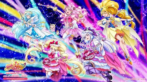 Toei Animation, HUGtto! Precure, Hug-tan, Cure Yell, Cure Amour
