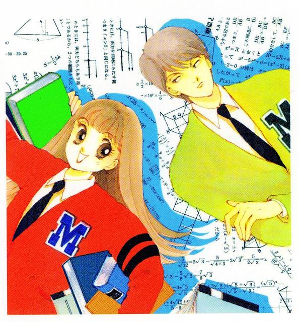 Kaoru Tada, Itazura na Kiss, Naoki Irie, Kotoko Aihara