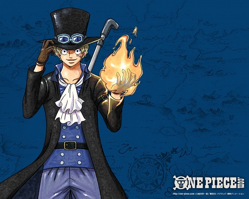Eiichiro Oda, Toei Animation, One Piece, Sabo, Official Wallpaper