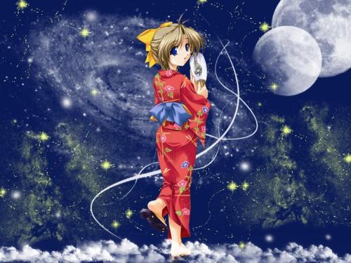 NekoNeko Soft, Mizuiro, Yuki Katase Wallpaper