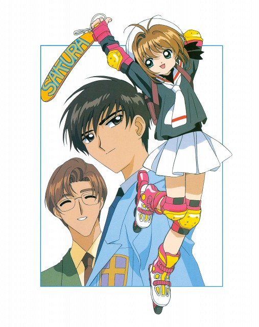 CLAMP, Madhouse, Cardcaptor Sakura, Cheerio!, Touya Kinomoto