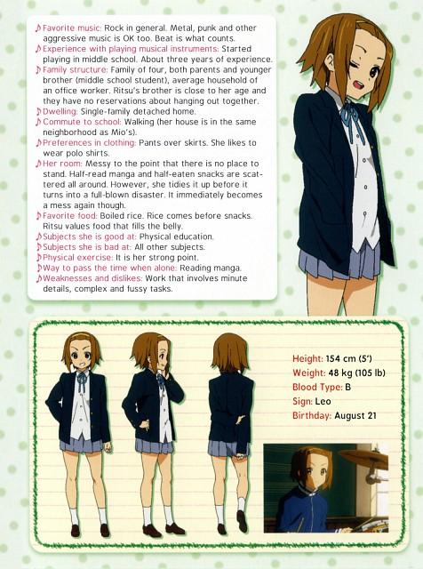 Kakifly, Kyoto Animation, K-On!, Ritsu Tainaka