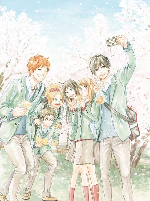 Ichigo Takano, Orange (Series), Kakeru Naruse, Takako Kayano, Naho Takamiya